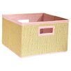 <strong>Alaterre</strong> Links Storage Baskets in Pink (Set of 3)