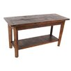 Alaterre Renewal Reclaimed Wood Entryway Bench