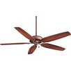 """<strong>72"""" Great Room Basic 5 Blade Ceiling Fan</strong> by Minka Aire"""