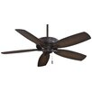"""Minka Aire 60"""" Kafe 5 Blade Ceiling Fan with Handheld Remote"""