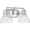 Minka Lavery 2 Light Bath Vanity Light