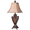 """<strong>Minka Lavery</strong> 31"""" H Table Lamp with Bell Shade"""
