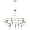 Minka Lavery Downtown Edison 15 Light Chandelier