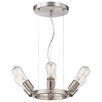 Minka Lavery Downtown Edison 6 Light Pendant