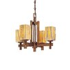<strong>Minka Lavery</strong> Seco Oro 4 Light Chandelier