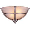 <strong>Paradox 2 Light Wall Sconce</strong> by Minka Lavery