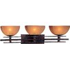 <strong>Minka Lavery</strong> Lineage 3 Light Bath Vanity Light
