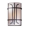 <strong>Minka Lavery</strong> Iconic 1 Light Wall Sconce