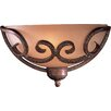 <strong>Minka Lavery</strong> Caspian 1 Light Wall Sconce
