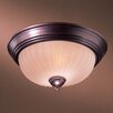 <strong>Minka Lavery</strong> 1730 Series 2 Light Flush Mount