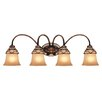 Minka Lavery Aston Court 4 Light Vanity Light