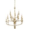Minka Lavery Harbour Point 15 Light Chandelier