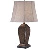 """<strong>Minka Lavery</strong> 28.5"""" H 1 Light Table Lamp with Bell Shade"""