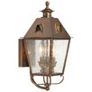 <strong>Minka Lavery</strong> Edenshire 3 Light Outdoor Wall Sconce