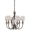 <strong>Minka Lavery</strong> Thorndale 6 Light Chandelier