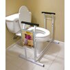 <strong>Jobar International</strong> Deluxe Toilet Safety Frame