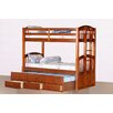 InRoom Designs Twin over Twin Standard Bunkbed