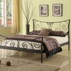 InRoom Designs Metal Bed