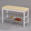 <strong>Shoe Rack Bench</strong> by InRoom Designs