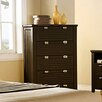 InRoom Designs 5 Drawer Chest