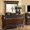 InRoom Designs 9 Drawer Dresser