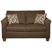 InRoom Designs Chenille Sleeper Sofa
