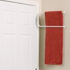 Household Essentials Hinge-It Double Bar in White