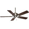 "Casablanca Fan 52"" Utopian 5 Blade Ceiling Fan with Handheld Remote and Receiver"