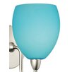 "WAC Lighting 4.5"" Contemporary Glass Bell Wall Sconce Shade"