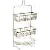 <strong>Zenith Products</strong> Shower Caddy in Brushed Nickel