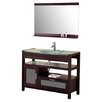 "Design Element Milan 43"" Vanity Set with Single Sink"