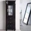 """Design Element 22"""" x 65"""" Linen Cabinet"""