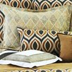 <strong>Arabesque Flanged Sham</strong> by Traditions Linens