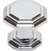 "Atlas Homewares Dickinson 1.25"" Octagon Knob"
