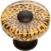"Atlas Homewares Cheetah 1.5"" Round Knob"