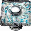 "Atlas Homewares Glass Galaxy 1.5"" Square Knob"