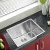 """<strong>23"""" X 20"""" Single Bowl Kitchen Sink</strong> by Water Creation"""