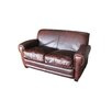 Havana Leather Loveseat