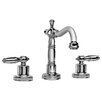 Pesaro Widespread Bathroom Faucet with Double Lever Handles