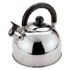 Paderno World Cuisine Whistling 3-qt. Stainless Steel Tea Kettle