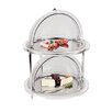 Paderno World Cuisine Two-Tier Cooling Buffet Display