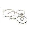 "Paderno World Cuisine 6.25"" Pastry Ring Tart (Set of 3)"