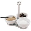 Paderno World Cuisine 3 Melamine Bowl Set with Handle