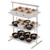 Paderno World Cuisine 3-Tier Steel Stand