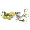 Paderno World Cuisine 5 Blades Herb Scissor (Set of 2)