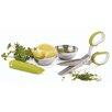 Paderno World Cuisine 5 Blades Herb Scissor