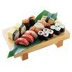 Paderno World Cuisine Polypropylene Plastic Sushi Board