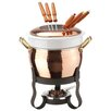 Paderno World Cuisine 10 Piece Copper Fondue Set