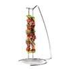 Paderno World Cuisine Stainless Steel 4-Skewer Stand