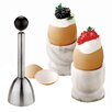 Paderno World Cuisine Stainless Steel Egg Topper